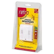 Appareil ultra son portable - Anti moustiques - RETRO