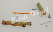 Racing-Adapter für Kern Montage-Ständer 4-kant M10 ( 10x1,5) für div. KTM