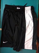 Nike Dri-fit soccer shorts black youth Xl/mens Xs