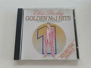 Elvis Presley, CD, Golden No.1 Hits, Golden Star