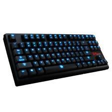 Thermaltake  POSEIDON ZX (Blue Switch) Illuminated  Keyboard (KB-PZX-KLBLUS-01)