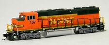 BNSF Burlington Northern Santa Fe GP-60M Locomotive Fox Valley FVM#70505 N-Scale
