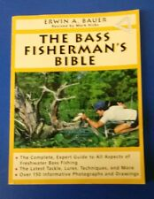 THE BASS FISHERMAN'S BIBLE - paper back