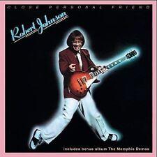 Close Personal Friend by Robert Johnson (CD, Dec-2008, Angel Air Records)