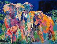 Elephant Poster/Elephants/Animal Poster/Pop Art/17x22in/Great!