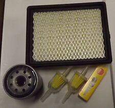 CLUB CAR DS GAS GOLF CART TUNE-UP KIT 94UP 290CC OEM#1016110-03 RED HAWK FIL1101
