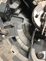 Star Wars Legacy Millennium Falcon Large Floor Hatch Panel 3D printed