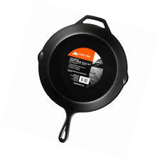 "Ozark Trail 12"" Cast Iron Skillet, Pre-Seasoned"