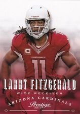 LARRY FITZGERALD 2013 PANINI PRESTIGE FOOTBALL cartes à collectionner, #2