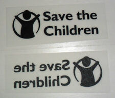 2597 bis SAVE THE ENFANTS noir SPONSOR POUR MAILLOT FIORENTINA 2013 écusson