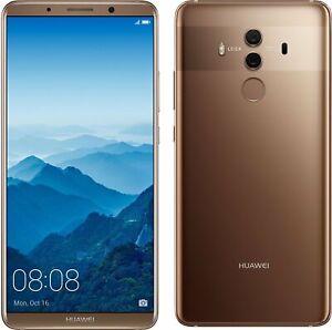 Huawei Mate 10 Pro Dual SIM 128GB BLA-L29 Mocha Braun