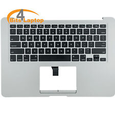 "Apple Topcase Palmrest Housing & US Keyboard For MacBook Air 13"" A1466 2013-2015"