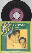 """7""""  Kalin Twins – When // OLDIES"""