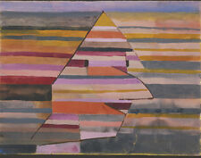 Klee-Payaso-bellas arte cartel impresión de Giclee Pared Arte Varios Tamaños