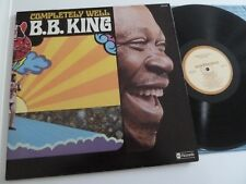 BB KING - BB KING COMPLETELY WELL LP MCA 868  197? EX / VG US PRESS  US BLUES