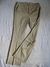 COLLEENS Damen Hose Stretch Casual Pant Gr.40 L32 normal waist regular fit flare
