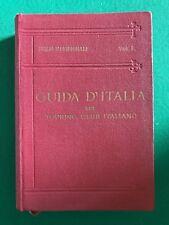 GUIDA D'ITALIA DEL TOURING CLUB ITALIANO. ITALIA MERIDIONALE Vol. I