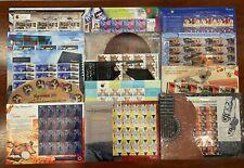Juego completo Pliegos Minipliegos Premium sellos España año 2017 stamps Spain