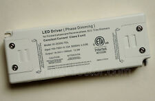 18-35v 350ma constant current dimmable LED driver power supply adapter ETL US
