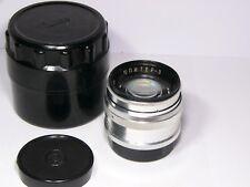 Jupiter-3 #722513 1.5/50mm russian sonnar copy lens M39 Leica-mount