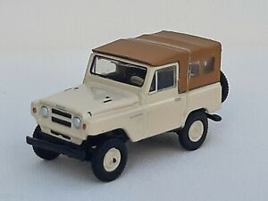Greenlight 1/64 Great Outdoors. Nissan Patrol New Without Box. Loose