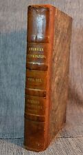 American State Papers Documents Legislative & Executive U.S. Congress Vol 3 1832