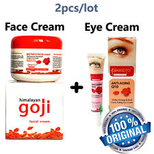 Goji Berry Facial Cream Eye Cream Face Whitening Skin Care Anti Aging Wrinkle