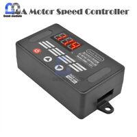 DMC-331 DC Motor Speed Control Switch Controller DC 8-55V Max 10A PWM Regulator