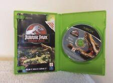Jurassic Park: Operation Genesis (Microsoft Xbox, 2003) - European Version