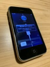 Apple iPhone 3G - 16GB - Black (AT&T) A1241 (GSM)