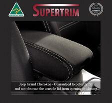 Console Lid Cover Fits Jeep Grand Cherokee 2011 On Premium Neoprene Waterproof
