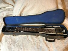 Vintage 1948 National New Yorker Lap Steel Guitar w/ case