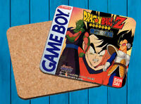 DRAGON BALL Z NINTENDO GAME BOY POSAVASOS MADERA WOODEN COASTERS