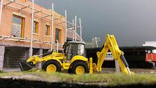 New Holland LB115B 4x4 Backhoe Excavator Digger 1:87 HO/OO/00 Motorart Model