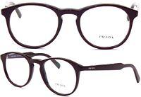 PRADA Fassung Glasses VPR19S USF-1O1 Gr 50 Nonvalenz BF 558 T 54