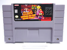 SNES Spiel - Super Mario RPG / Legend of the Seven Stars (Modul) (NTSC-US IMP.)