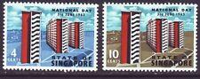 Singapore 1963 SC 70-71 MNH Set National Day Public Housing