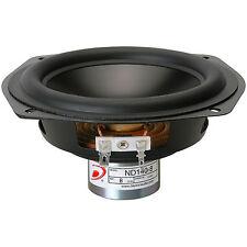 "Dayton Audio ND140-8 5-1/4"" Aluminum Cone Midbass Driver 8 O"