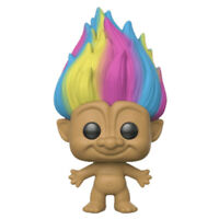 Trolls Rainbow Troll with Hair Pop! Vinyl Figure #01