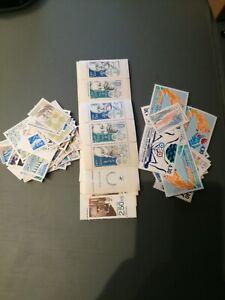 LOT DE FACIALE 233,7 FRANCS soit 35,62 EUROS MOINS 30 % soit 24 euros