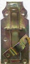 Kellerriegel 75 mm Metall Torriegel Tür Schubriegel für Vorhängeschloss H