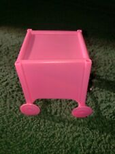Barbie Dream Furniture Collection Patio Serving Cart1982