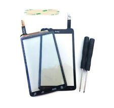 For HTC Desire Z G12 A7272 Lcd Digitizer Front Touch Screen Glass Lens Black