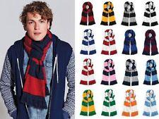 Sciarpe, foulard e scialli da donna acrilico a strisce