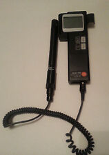 TESTO 450 meter And temp and humidity probe.