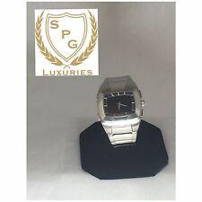 Fossil JR-8747 Ana-Digi Multi-Function Digital Men's Wrist Watch RARE