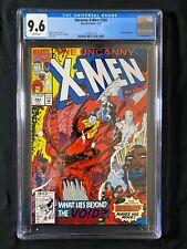 Uncanny X-Men #284 CGC 9.6 (1992) - Sunfire appearance
