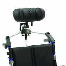 Wheelchair Headrest support can be fitted to most wheelchairs with push handle