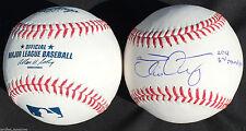 TIM COONEY SIGNED OMLB BASEBALL 2012 3RD ROUND ST LOUIS CARDINALS PROOF COA J3