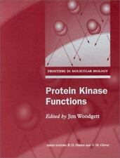 Protein Kinase Functions by Jim Woodgett (English) Paperback Book
